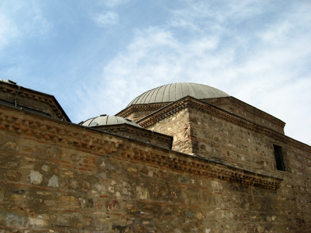 An Ottoman bath-house, now an art gallery. More photos of the Old City to come in a separate post!