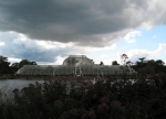 A final view of the Palm House again as I regretfully departed.